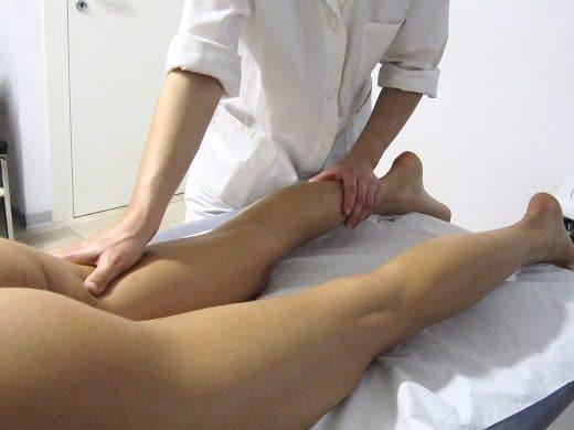 Linfodrenaggio Gamba Fisioterapia Dott. Notarrigo San Lazzaro Bologna
