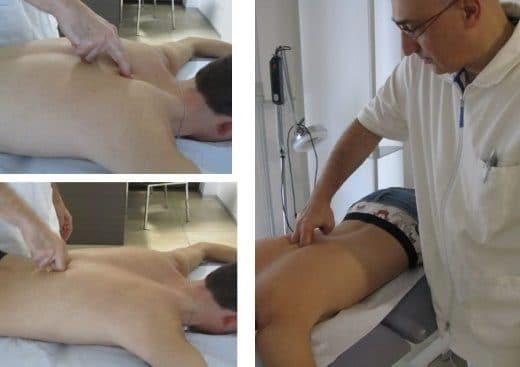 manipolazioni vertebrali riflessoterapia Dott. Notarrigo Fisiatra San Lazzaro Bologna