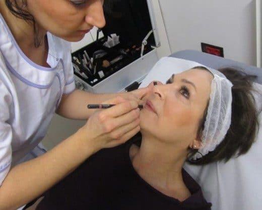 Corso di Camouflage Make Up Labbra Dott. Notarrigo Medicina Estetica San Lazzaro Bologna