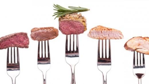 la dieta mediterranea carne