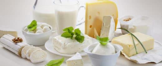 la dieta mediterranea latticini
