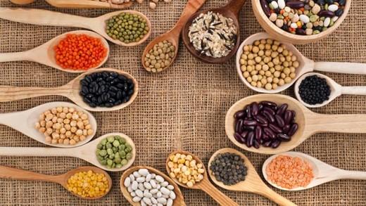 la dieta mediterranea legumi