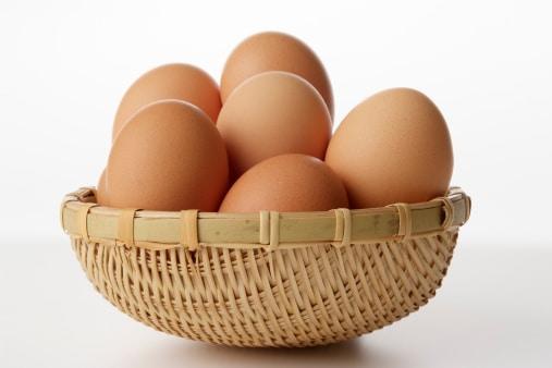 la dieta mediterranea uova
