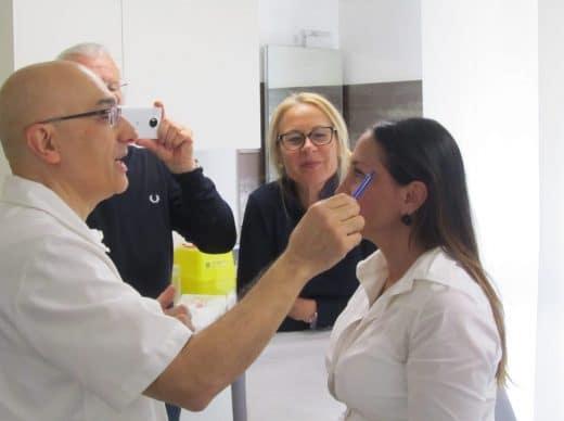 Preparazione alla tossina botulinica