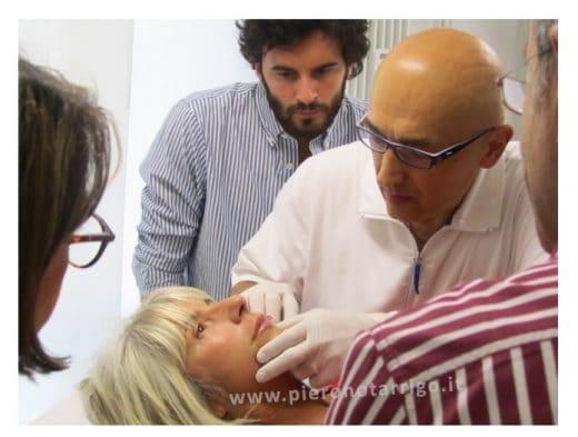 Corso pratico filler acido ialuronico - Dott. Piero Notarrigo - Medicina Estetica San Lazzaro di Savena (BO)