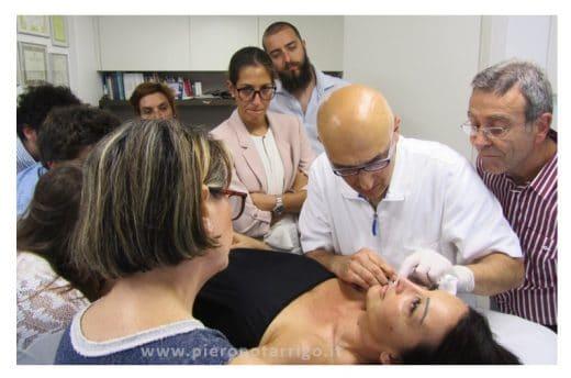 Corso pratico filler labbra acido ialuronico - Dott. Piero Notarrigo - Medicina Estetica San Lazzaro di Savena (BO)