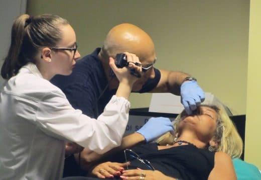 Docenza al Master di Medicina Estetica - Dott. Piero Notarrigo - Bologna