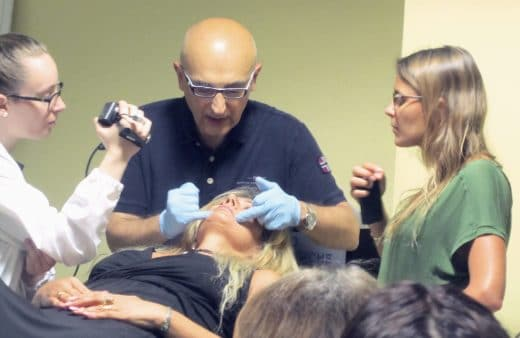 Master di Medicina Estetica Parma - Dott. Piero Notarrigo - San Lazzaro