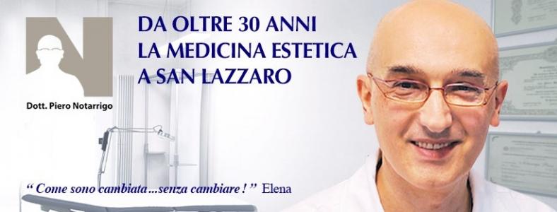 Da 30 anni la medicina estetica a San Lazzaro