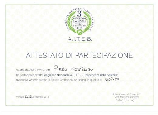 Congresso Venezia tossina botulinica